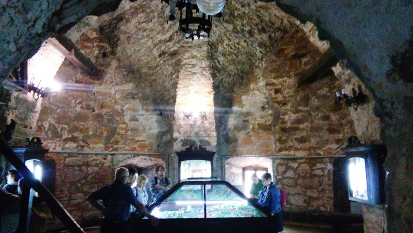 Ostroh Architecture Arch History їздець острог Tourism
