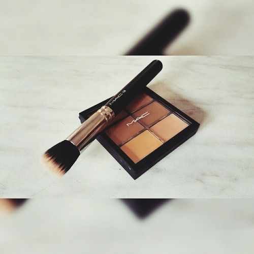My babies ❤ Maccosmetics Makeup Conturing Shopping Cosmetics Happydayschallenge Expensive Finallymine Spring Sunnydays
