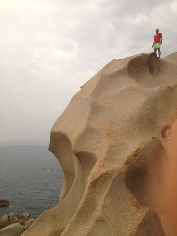 top of the world Sardegna Capotesta