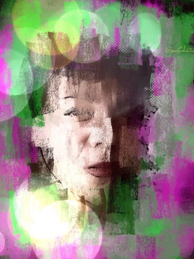 COLOR_M¥$£LF thanks for your invitation my Dear! NEM Self NEM Painterly C Desnuda