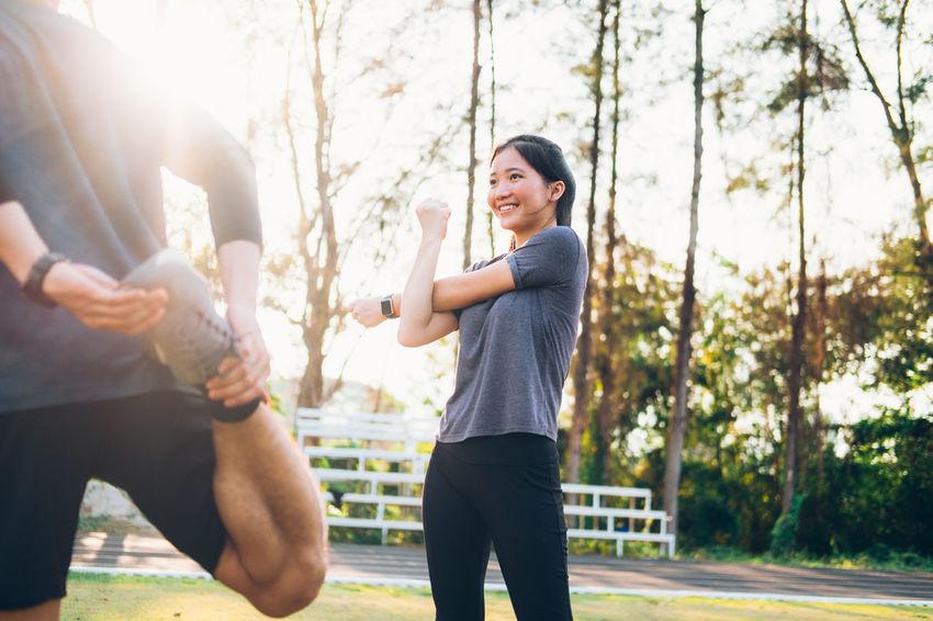 Kết quả hình ảnh cho lựa chọn cho mình bài tập thể dục hoặc môn thể thao phù hợp
