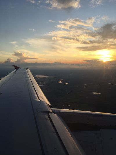 Check This Out The Places I've Been Today Enjoying The Sun From An Airplane Window Hello World Going To An Exotic Place My Dogs Are Cooler Than Your Kids Avianca Mobility In Mega Cities