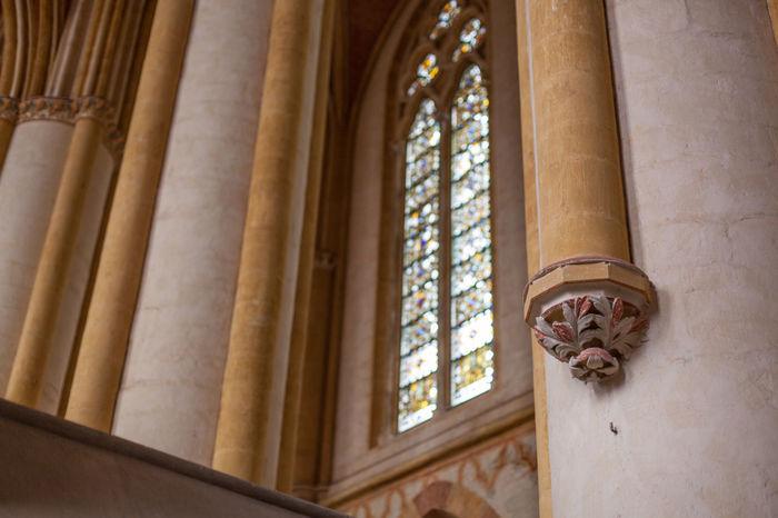 Architecture Church Kirche Kloster Kloster Haina Nordhessen Zisterzienser Building Interior