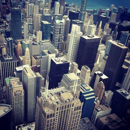 Chicago View Skydeck Willistower