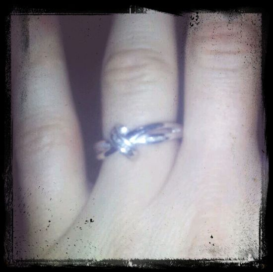 my new ring from my ol man