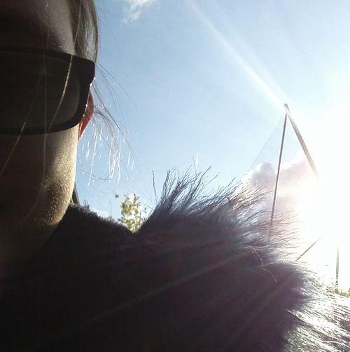 Summer Sun Dimmples