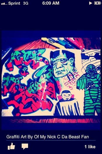NickCDaBeast Art