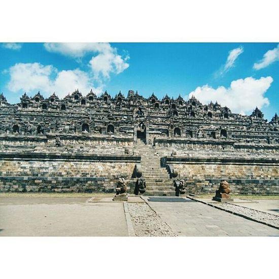 🏯🏯🏯 . . . . Explorejogja Exploremagelang Exploreindonesia HDR Vscocam VSCO Xploreasia Jogjaku