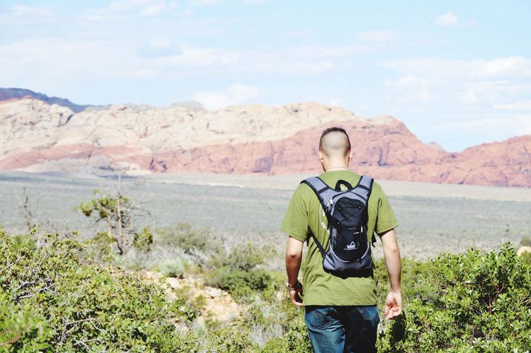 RedRock Canyon never disappoints. :) Red Rock Canyon Summerlin Las Vegas Hello World Back Background Enjoying Life