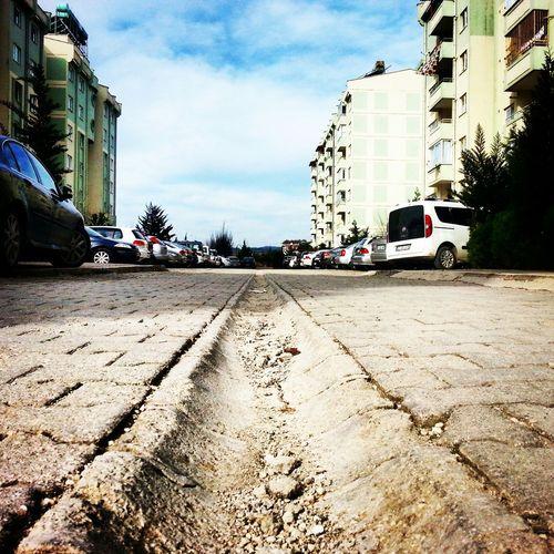 My Home Street Streetphotography Cars Old Street Turkey Antakya
