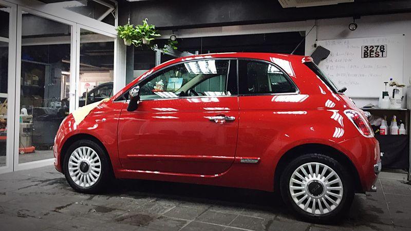 Unicon Pro Shop Auto Beauty Fiat500 Fiat Fiat 500