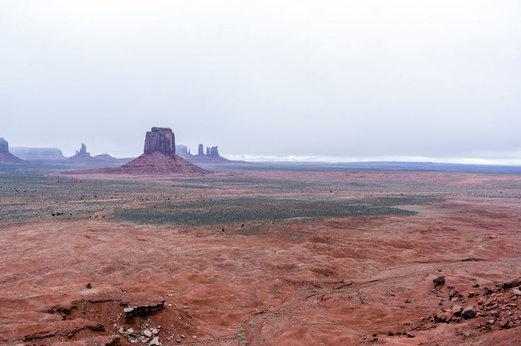 Accidents And Disasters Beauty In Nature Day Landscape Monument Valley Tribal Park Natural Disaster Nature No People Outdoors Scenics Sky Travel Travel Destinations