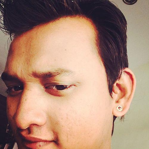 Earstone Baali Earring  New maroon ornament ebrow jaihoo