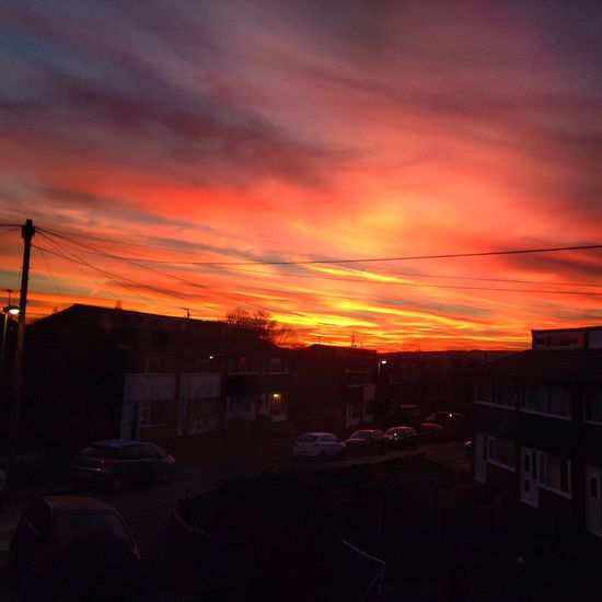 Sunset Wakefield