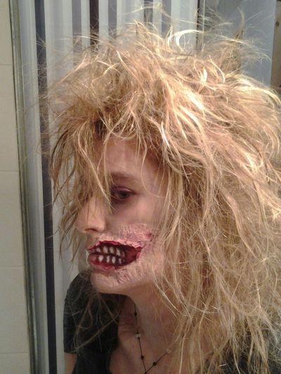 Tania Halloween Horror Nights Enjoying Life Color Portrait People