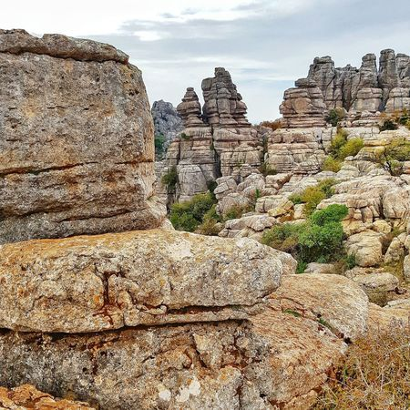 Travel Traveling Spain🇪🇸 Andalusia Mountains Outdoor Antequera Touristy Tourist Photography Worth Visiting Landscape Panorama Panoramic No PeopleMountain Rocky Nature Nature Park  Protected Outdoors Tree Sky Day EyeEmNewHere