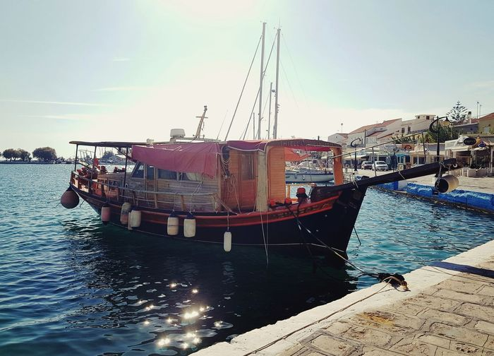 EyeEmNewHere Boatlife Boat Trip Neverending Ocean Island Life