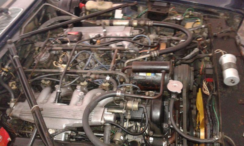 JAGUAR Jaguarxj V12 Restoration Fantasy at last my v12 is ready again..