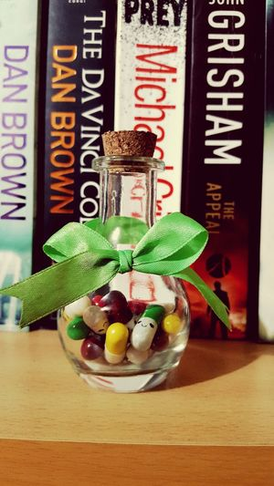 Letter Capsule My Secret Treasure Of Happiness Booklover Johngrisham Dan Brown Suchabookworm Happylittlepill In My Room First Eyeem Photo