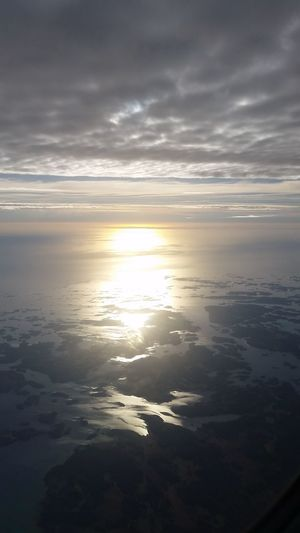Flying High Sea Beach Sunset Outdoors Cloud - Sky Dramatic Sky Beauty In Nature Sky Nature Sand No People Water Horizon Over Water Day Sea And Sky Sea View Sun_collection, Sky_collection, Cloudporn, Skyporn Water Waterscape Water Reflections Sun&Clouds Sun& Dark