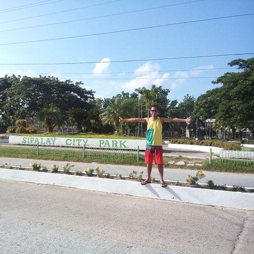 Sipalay Plaza Viewdeck Wowphilippines Negros Sipalay summer tinagongdagat kristv