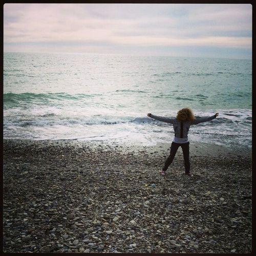 Море , сказка !! 8марта шашлык радость счастье