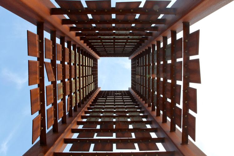 rusty structure Day No People Rural Scene Shp Sky Structure Structures Tall