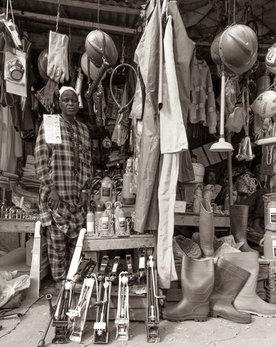 For sale Senegalese Style  Market Africa