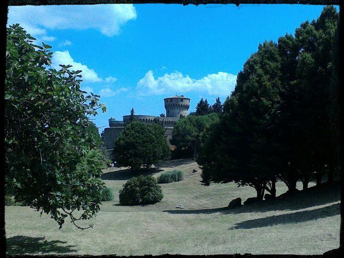 Volterra Roccaforte Fortezza Carcere Rinascimentale