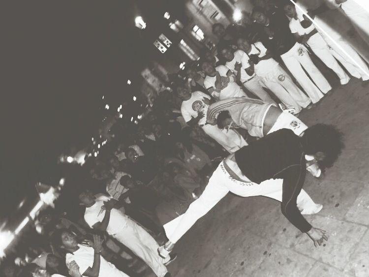 B&w Street Photography Capoeira Cangaço CDO OAXACA Roda