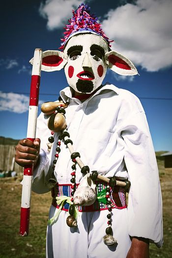 Huanuco Culture Mask Dance Folklore
