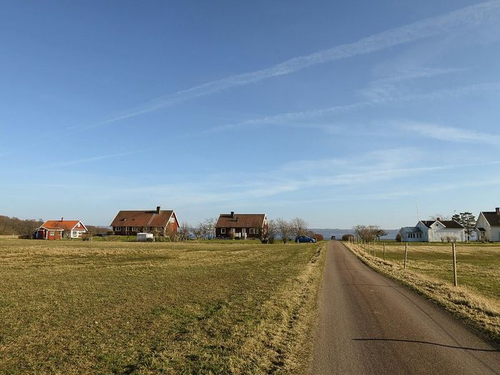 Stigby Persgård Landscape My Home Amazing View Sunny Sunday Walking