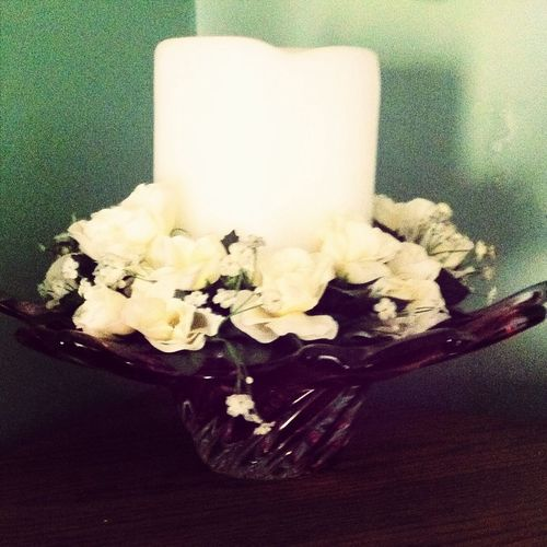 Foodp Fenton Glass Collection Candle Candle Holder