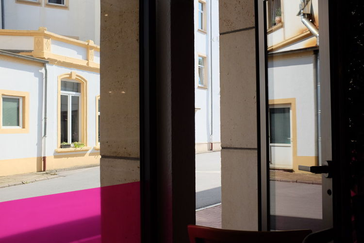 Reflections Architecture Glass - Material No People Reflection Sunny Day Sunny View Window Window Frame Window Sill