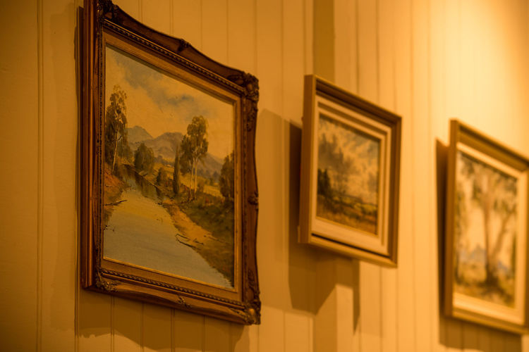 Frame Picture Frame Wall - Building Feature Indoors  No People Art And Craft Museum Paintings Arts Culture And Entertainment Creativity Architecture Representation Craft Human Representation Paint Art Museum Mirror Nature Built Structure Home Interior