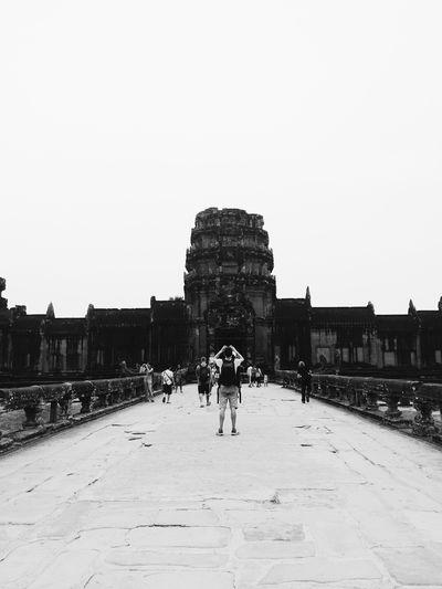 Cambodia Siemreap B&w Blackandwhite Explorecambodia