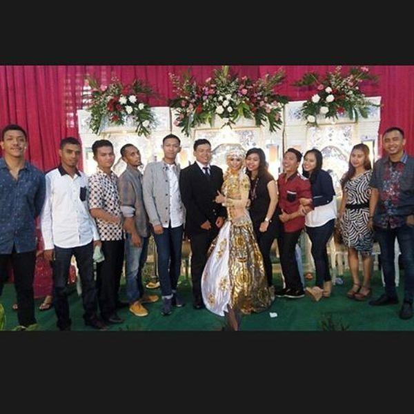 Happy wedding ika-rizal 29112015 Happy Wedding 2015  November UBK INDONESIA Jakarta