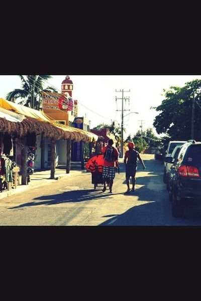 Cancun Mexican Traveling Streetphotography