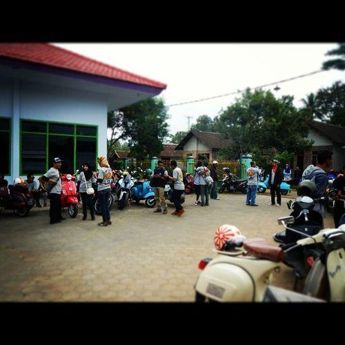 BaksosRamadhanMalves2014 Malves  MalangVespa Malang Vespa Piaggio BrotherHood LadyBiker Scooteraphy