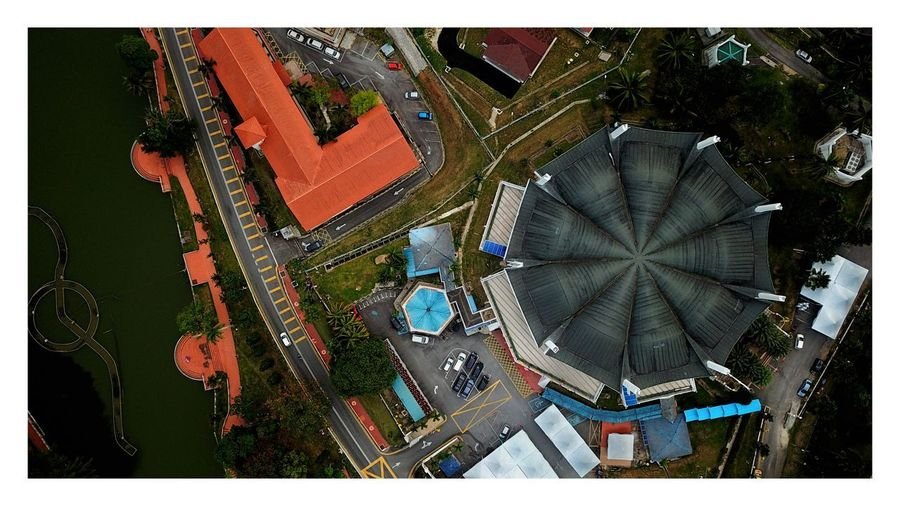 top down Seremban Dji Aerial View Aerialphotography Topdown Eyebird Mavicpro EyeEm Selects DJI Mavic Pro Aerial Shot Transfer Print Auto Post Production Filter No People Full Frame Plant Multi Colored Pattern Backgrounds Art And Craft Architecture Creativity Built Structure Design Low Angle View Outdoors Day Nature Close-up