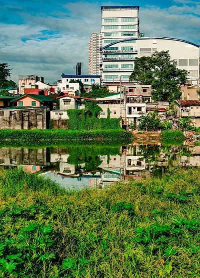 Levels Philippines third world country third world reflections in the water reflection perfection reflection_collection Reflecti Travel Philippines Third World Country Third World Reflections In The Water Reflection Perfection  Reflection_collection Reflection EyeEmNewHere Compositionkillerz Lumix Building Exterior Built Structure Architecture Building Sky City Nature Cloud - Sky Day No People Growth Water Residential District Outdoors Tree House Town Capture Tomorrow EyeEmNewHere