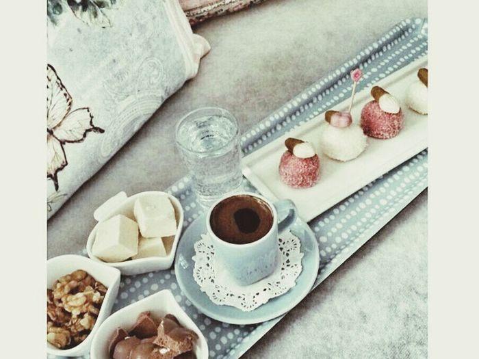 Ablisimle en güzel öğle saatleri👼😍 Coffee Time☕