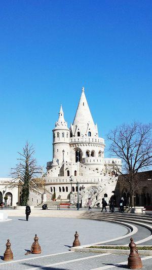 Budapest castle district Budapest Hungary