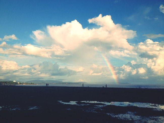 Rainbow Beach Sea