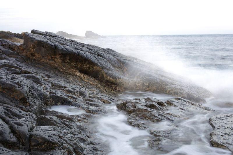 Sea Water Beauty In Nature Sky Scenics - Nature Horizon Over Water Wave