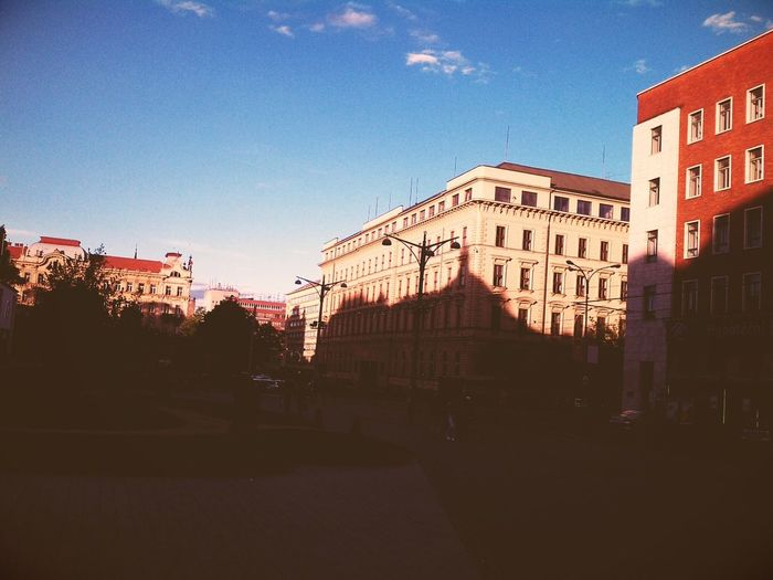 City Center In Brno Sun☀