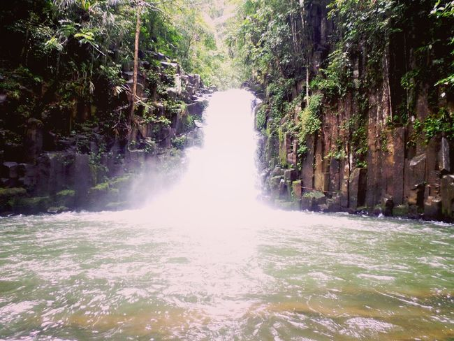 Motion Forest Waterfall Spraying Long Exposure Sky Granite Rocks Rock Formation Scenics River Flows In You Mountains First Eyeem Photo Lake Landscape Forest Photography Adults Only Growth Limestone Rocks Mountain Road Adventure Mountain Limestonephotos Bengkulu Indonesia