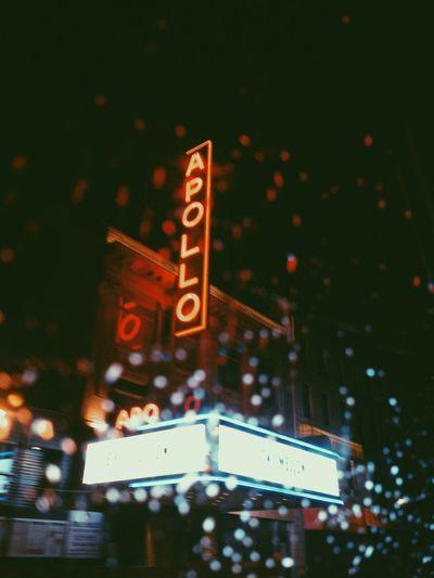Apollo NYC Rain Harlem  First Eyeem Photo