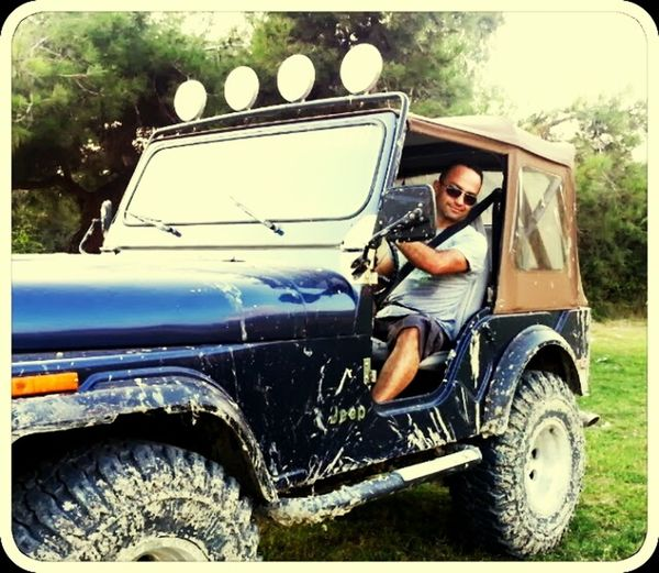 When i was driving cj5. CJ5 Offroad Offroading Offroader Noyan Car Enjoying Life Enjoy ✌ Enjoy Driving
