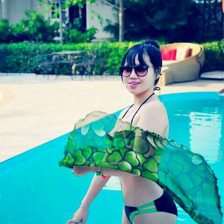 Sexy Girl Beautiful Moments Summer Bikini Enjoy #sun Mischievous